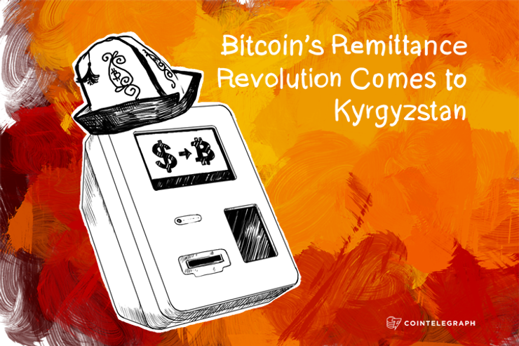 Bitcoin's Remittance Revolution Comes to Kyrgyzstan