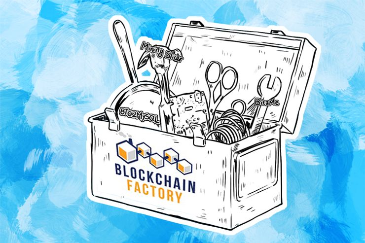 Blockchain Factory Is Creating The Tools For Today And Governance Services For Tomorrow