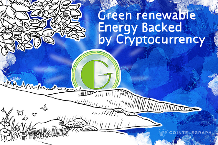 GENERcoin: Green renewable Energy Backed by Cryptocurrency