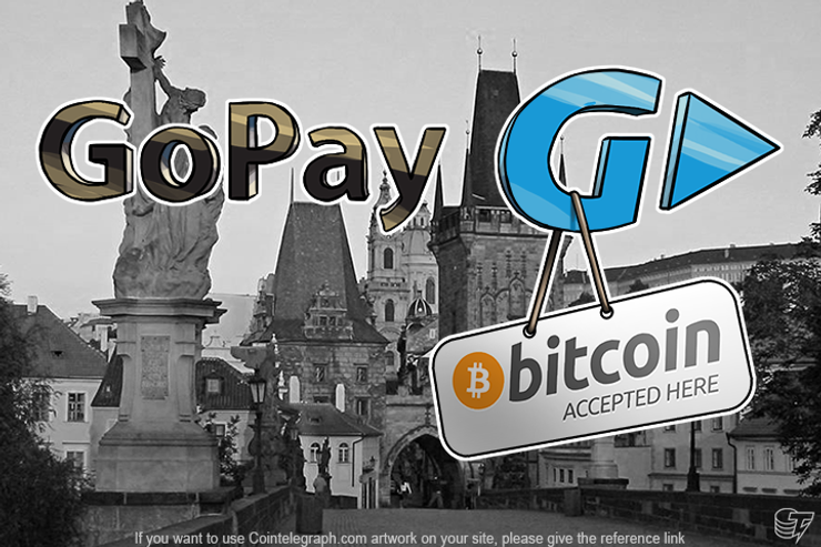 Czech Biggest Payment Gateway GoPay Now Accepts Bitcoin