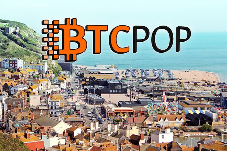 Increase in Bitcoin is Better For Upcoming Businesses... Especially at BTCPOP