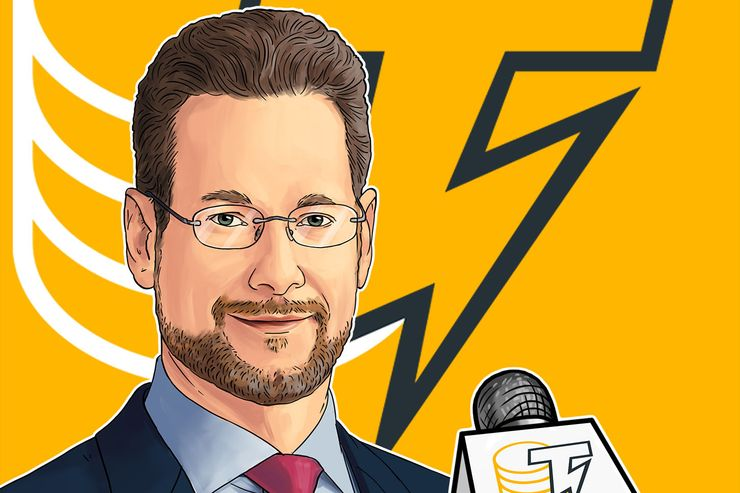 """Blockchain-Experte Daniel Diemers: """"Für die Akzeptanz neuer Technologien braucht man mehr Aufklärung"""""""