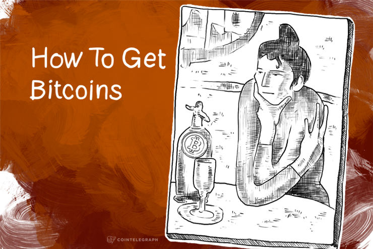 How To Get Bitcoins