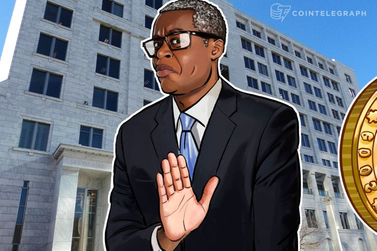 President Of The Atlanta Federal Reserve Declares 'Crypto Is Not Currency'