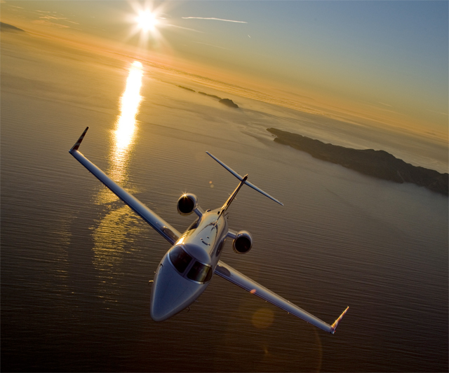 Charter your next private flight with Bitcoins