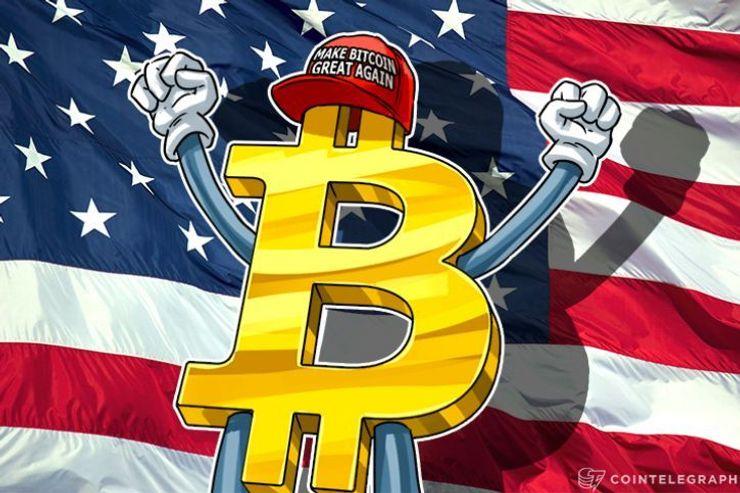 Legisladores dos EUA elaboram lei para proteger as criptomoedas da ibterferência do governo