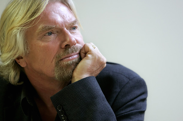 Richard Branson: Why Virgin Galactic would accept Bitcoins