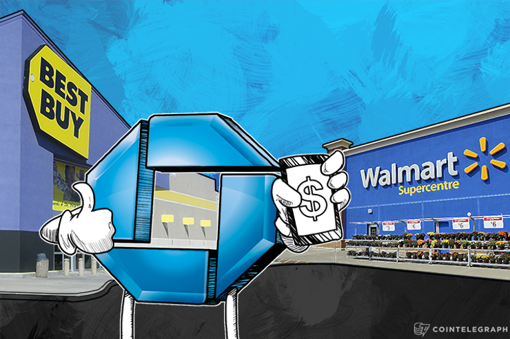 JP Morgan Partners with Walmart & Best Buy to Crush Apple Pay