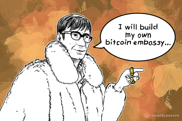 Bitcoin Embassy Amsterdam Founder Booted From Organization, Starts Second Embassy