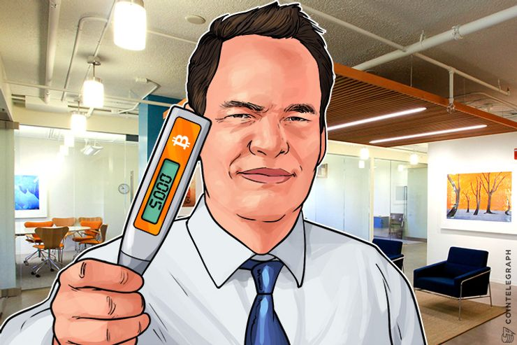 Bitcoin Price at $5,000 Is In Sight: Max Keiser