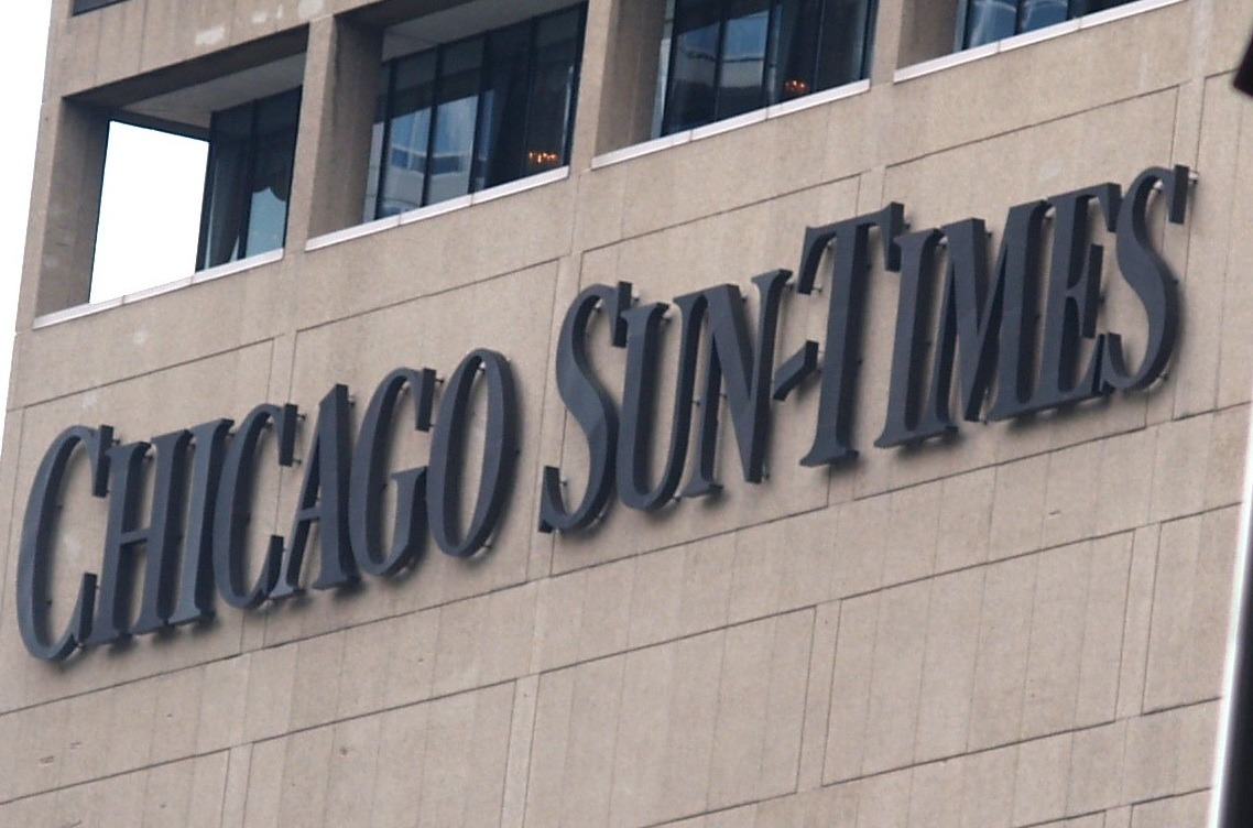 Chicago Sun-Times Checking Out Pay-to-Read