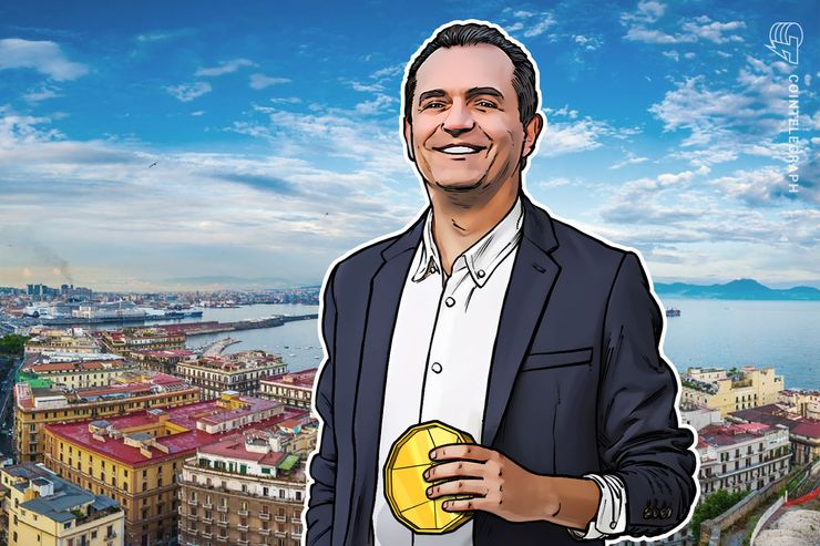 Italy and Crypto: Naples Mayor Talks About City's Focus Group to Promote Blockchain and Possible Municipal ICO