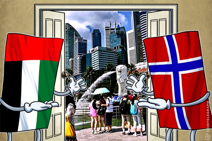 Dubai and Norway Use Blockchain to Redefine Tourism