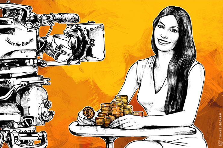 Win Five Bitcoins with Cointelegraph and Share The Bitcoin
