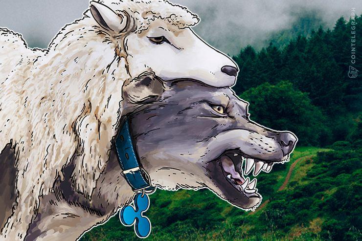 Ripple-Hass: Ist der Ripple ein Wolf im Schafspelz?