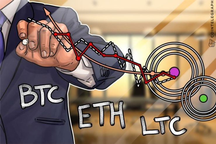 Price Analysis, Oct 26: Bitcoin, Ethereum, Litecoin