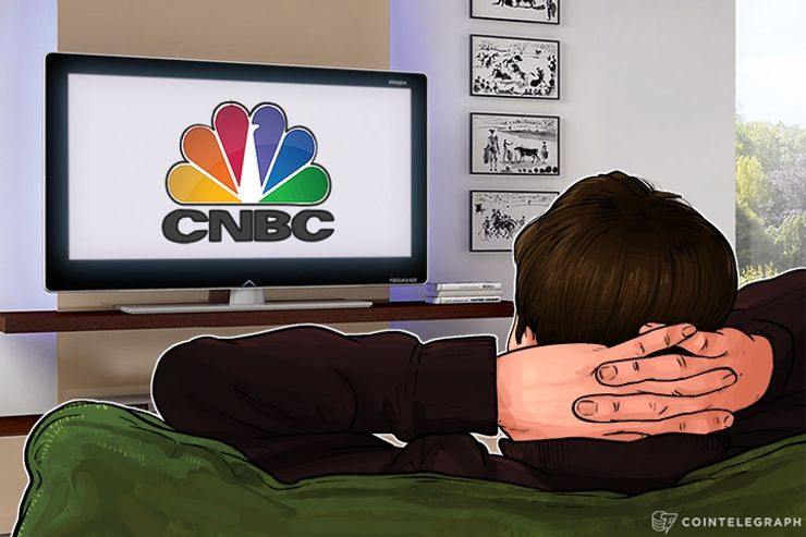 CNBC Analysts Explain Bitcoin Price Surge on Mainstream TV