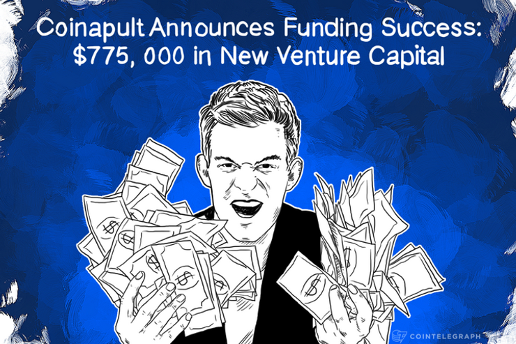 Coinapult Announces Funding Success: $775, 000 in New Venture Capital