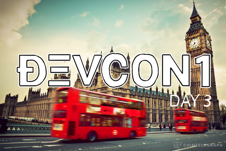 Ethereum DevCon1: Expert View of the Third Day