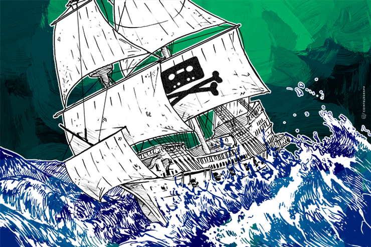 Op-ed: Pirate Bay Is Taken Down, Blockchain Could Be Next Target