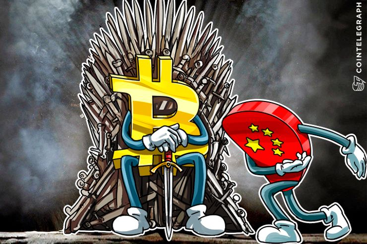 Bitcoin Will Be Dominated By Western Nations, China Will Be Vassal Nation Again