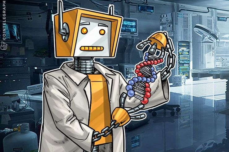 Harnessing Energy from Bitcoin Mining to Sequence Genetic Data