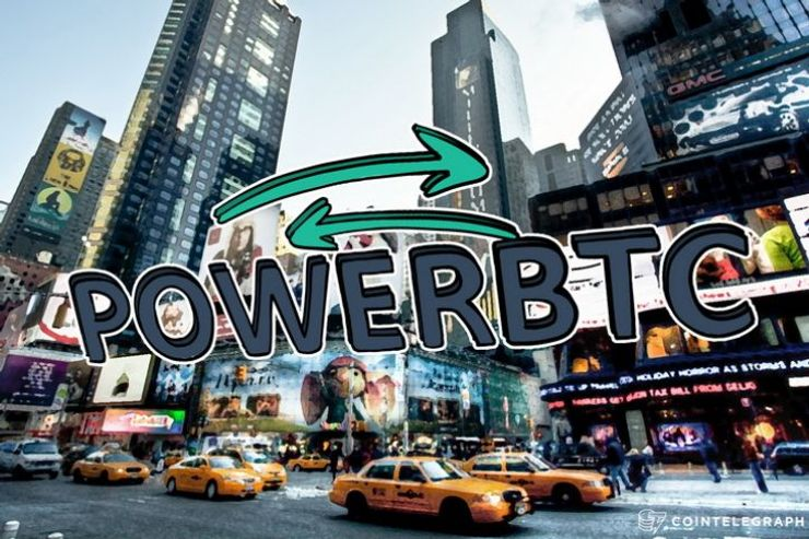 PowerBTC is Offering Higher Price for Bitcoin Sellers