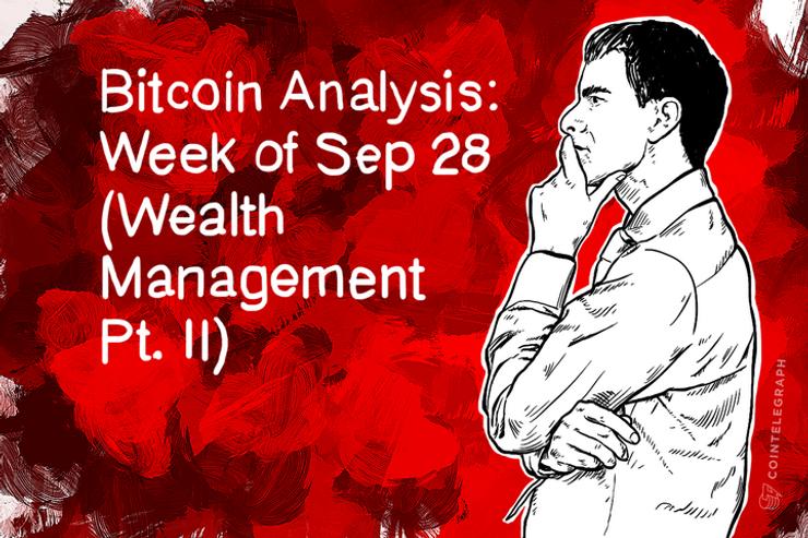 Bitcoin Analysis: Week of Sep 28 (Wealth Management Pt. II)