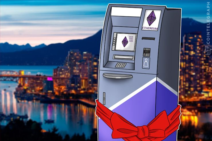 Toronto Receives its First Ethereum ATMs, Targeting Mainstream Adoption