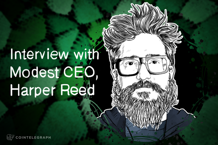 Modest CEO Harper Reed: Bitcoin Is the Future, But It's Not Ready Yet
