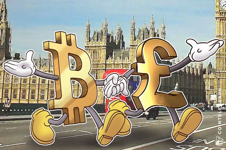 UK Banks' Obsoleteness at Root of Small BTC/GBP Trading Volume