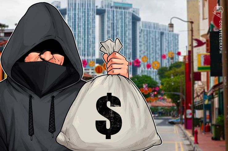 Two Bogus Bitcoin Brokers Charged With $365,000 Cash Robbery In Singapore