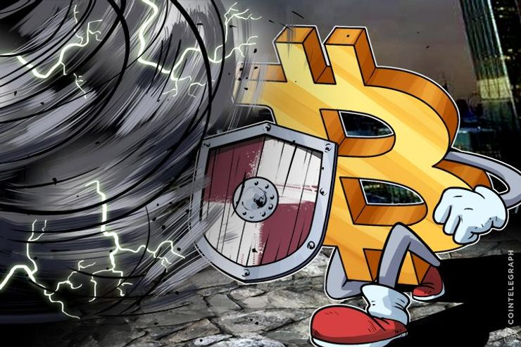 Como o Bitcoin resgatou vítimas do furacão Harvey