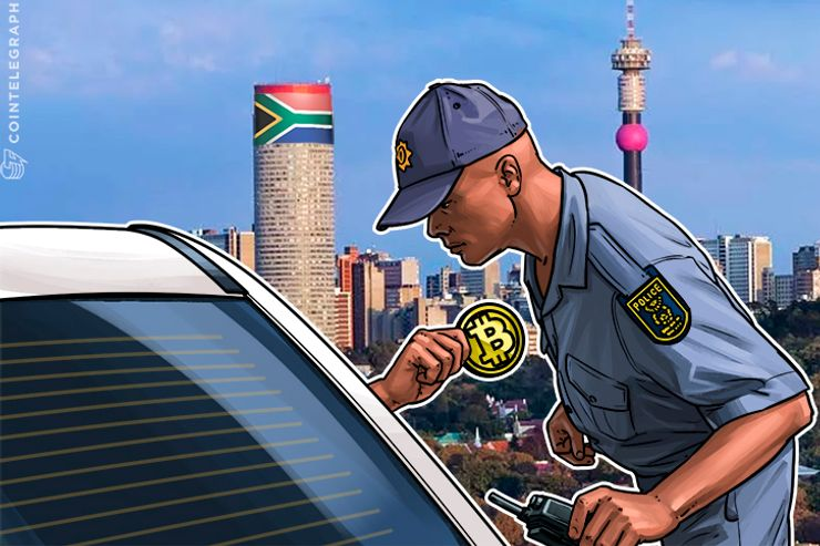 Bitcoin Can Pay Your Traffic Fines in South Africa