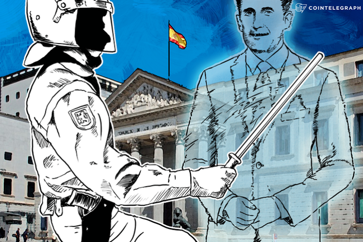 Spain Goes Orwellian: How to Defend Yourself