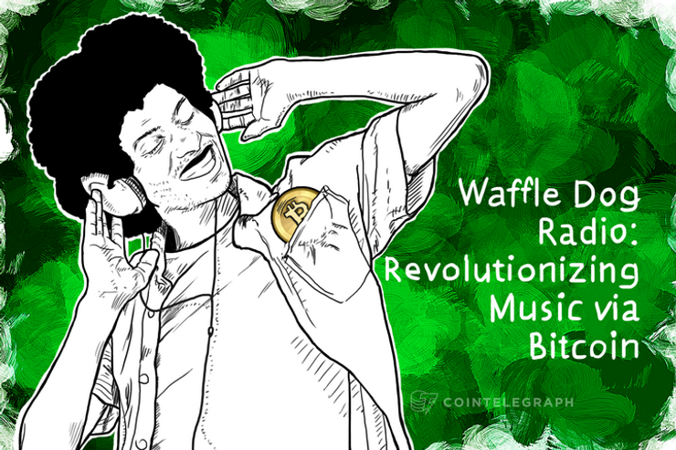 Waffle Dog Radio: Revolutionizing Music via Bitcoin