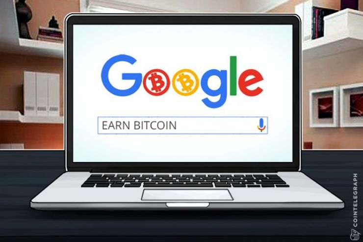 Bitcoin Enters Top 5 Google Searches, Ethereum At 18