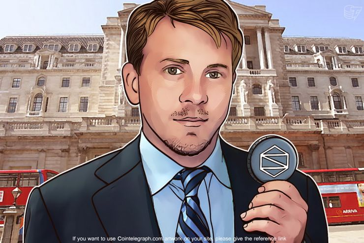 Britsh Pound of the 21st Century: Interview With Sterlingcoin's Steven Saxton