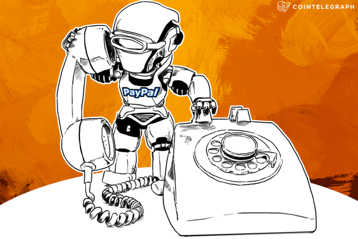 Users Outraged Over PayPal Terms and Conditions That Allow 'Robocalling'