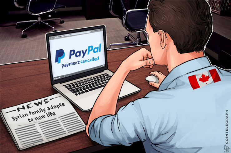 PayPal Locks Account of Media Company Over Syria News, Merit of Bitcoin