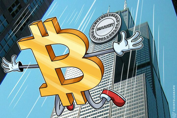 Bitcoin Falls to Lowest Share of Cryptocurrency Market, Altcoins Surge