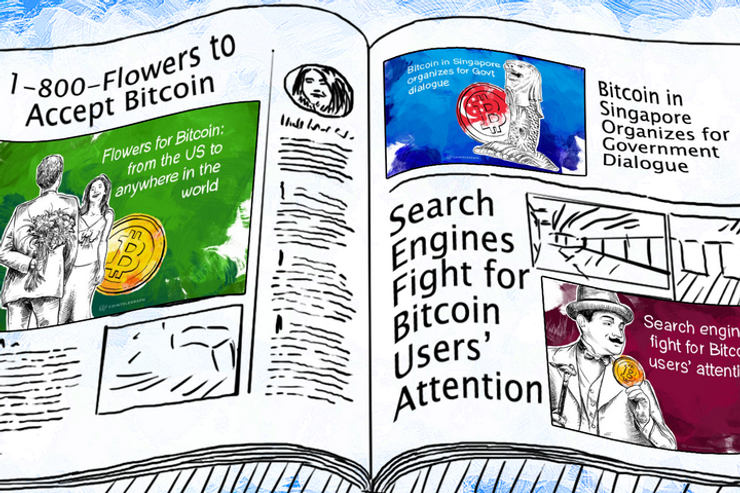 Weekend Roundup: Google, Bing, Yahoo add Bitcoin tools, Japan Backs off, and Bitcoin at the 2014 World Cup!
