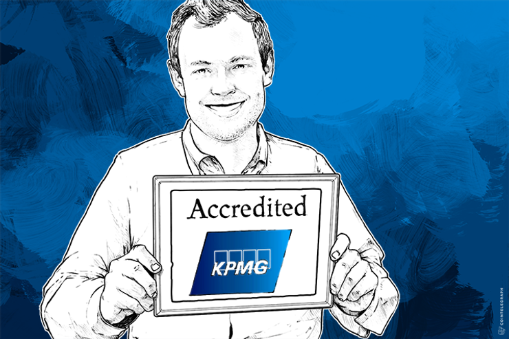 UK-Based Firm Becomes First Bitcoin Company to Receive KPMG Accreditation