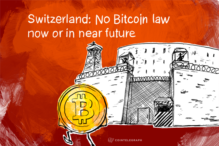 Switzerland: No Bitcoin Law Now or in Near Future