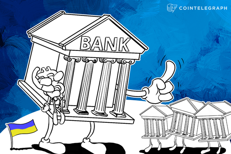 Ukraine National Bank Joins EU BTC Warning, Still Eyeing Blockchain