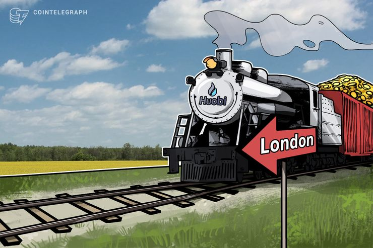 World's 4th Largest Crypto Exchange Huobi Expands To London As 'Entry Point' To EU Market