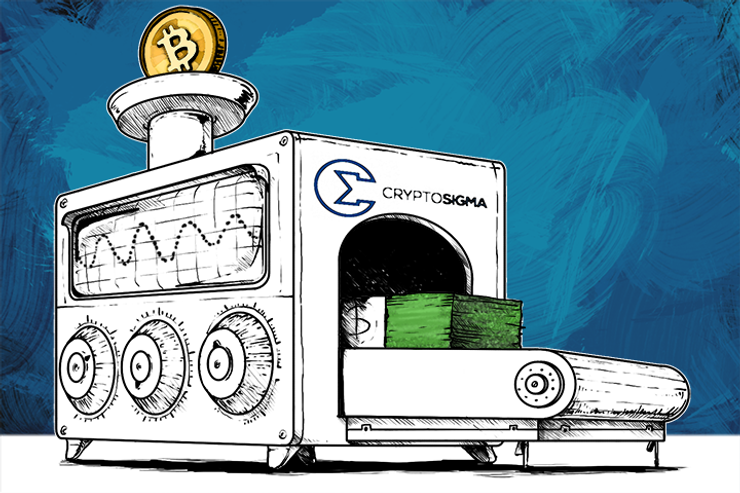 Can Cryptosigma do for Consumers What BitPay did for Bitcoin Merchants?