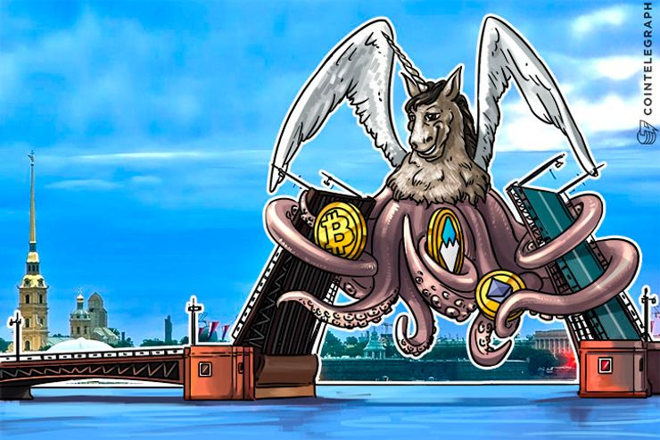 """A """"Crypto Friends"""" da Rússia discute as principais tendências da indústria em São Petersburgo"""