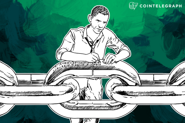 Gov't in U.S. First to Record Survey on Bitcoin's Blockchain