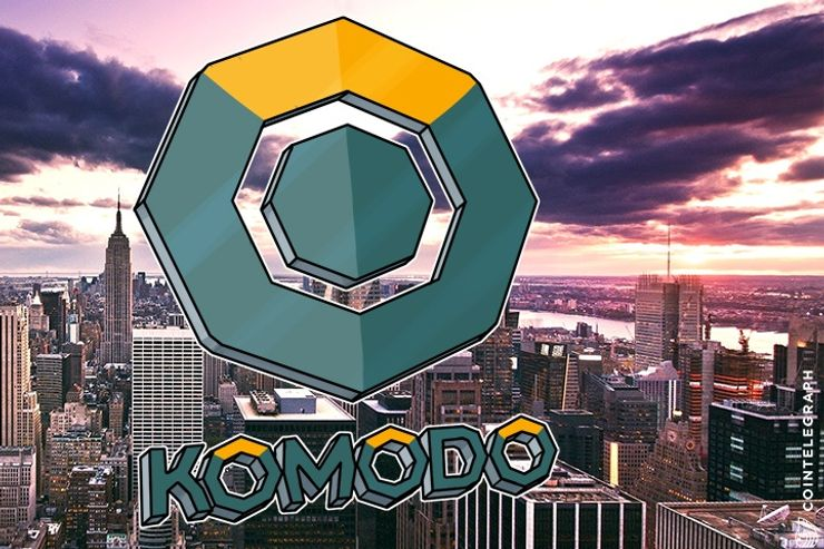 Komodo: The New Standard for Secure and Anonymous Transactions